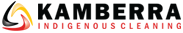 Kamberra Indigenous Cleaning Logo